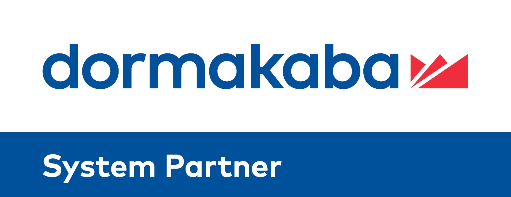 dormakaba system partner logo